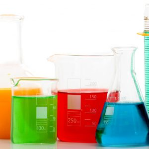 BY CHEMICAL RESISTANCE