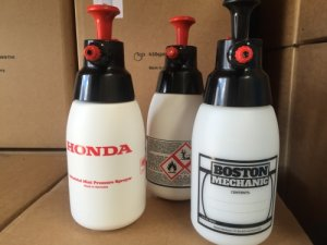 Personalised Sprayers 500